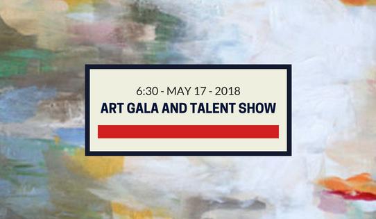 Art Gala Thursday!