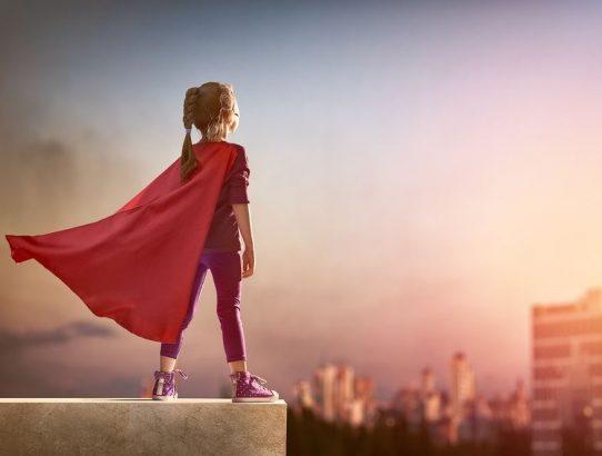 Superhero Day Tomorrow!